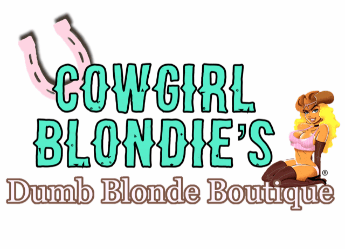 Cowgirl Blondie's Dumb Blonde Western Boutique