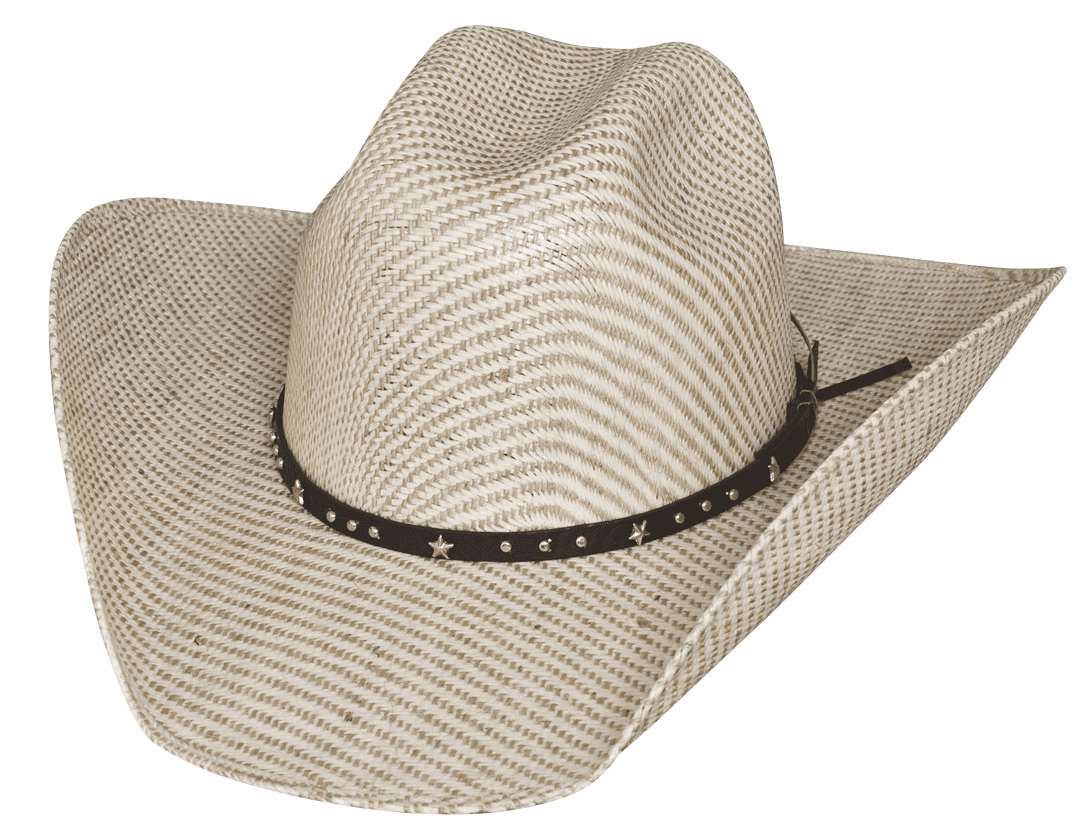 Justin Moore Hat Collection POYEN INDIANS 50 X