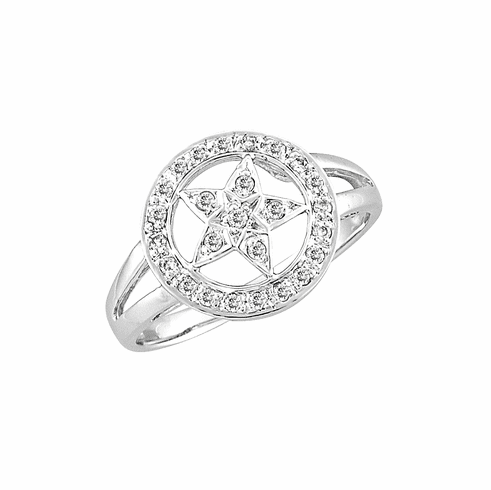 Kelly Herd Dazzling Star Ring