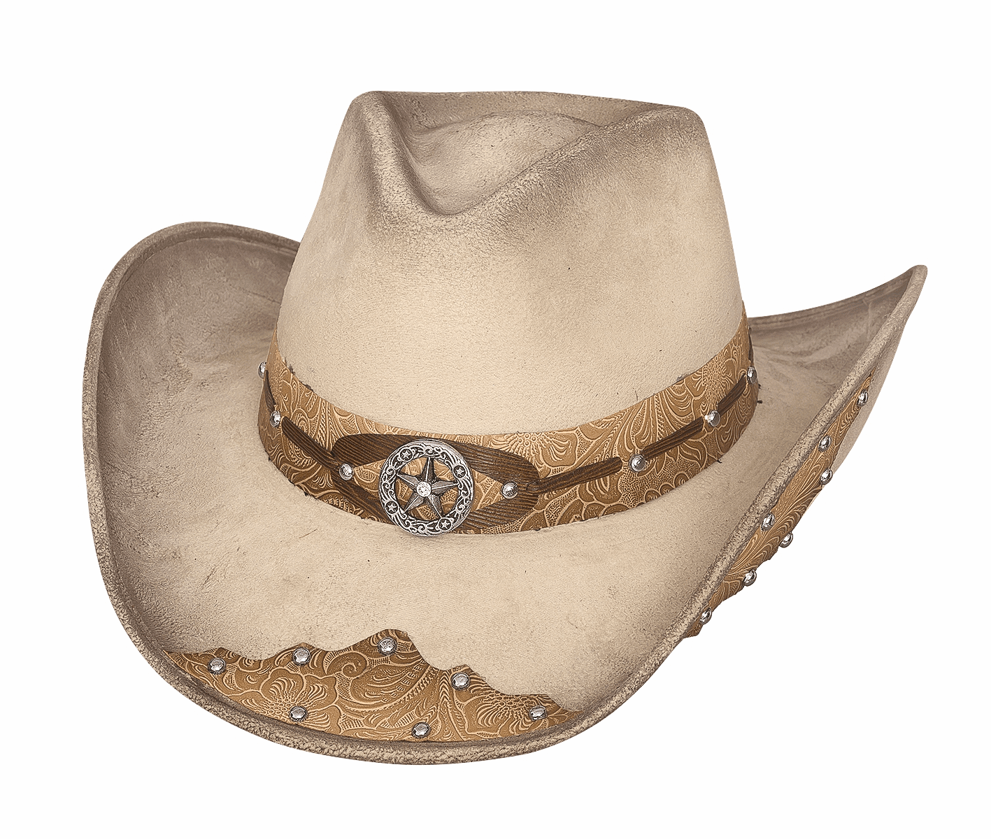 KICK THE DUST OFF Sassy Cowgirl Hat
