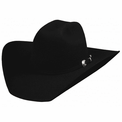Kingman Cowboy Hat - Black