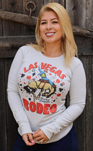 Las Vegas Rodeo Thermal Unisex