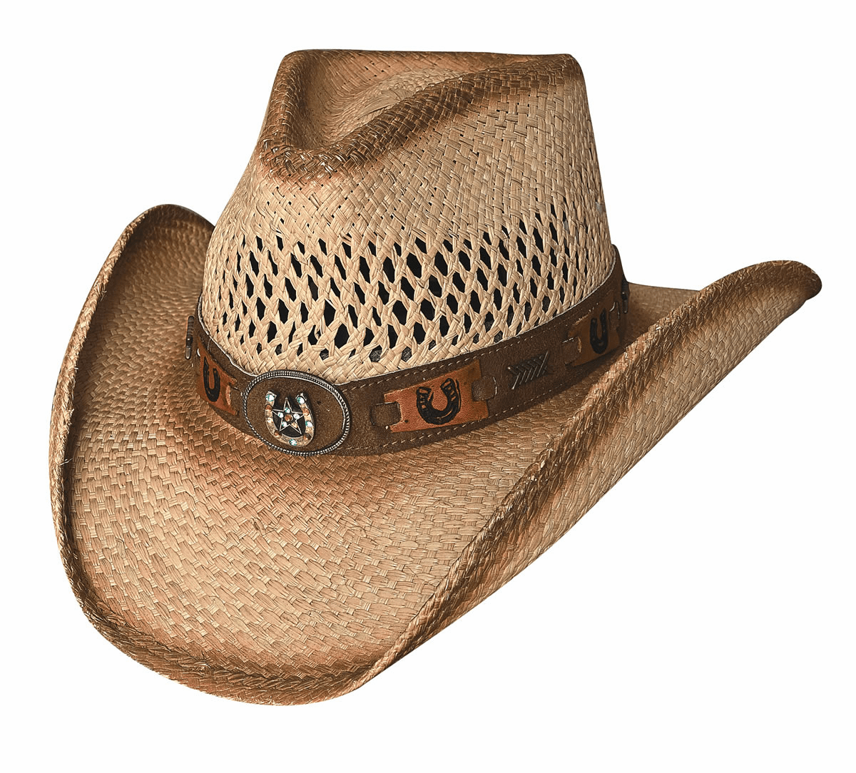 Lucky Strike Straw Hat