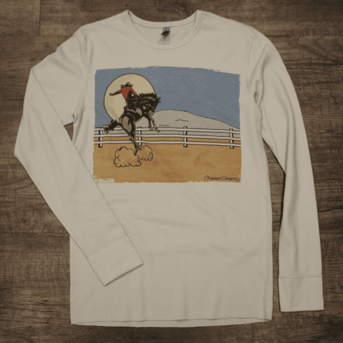 Moonlight Cowboy Thermal  Sand Thermal