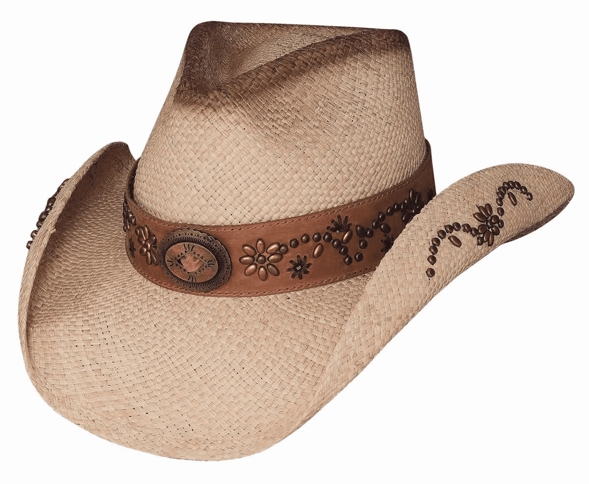 More Than A Memory Straw Hat