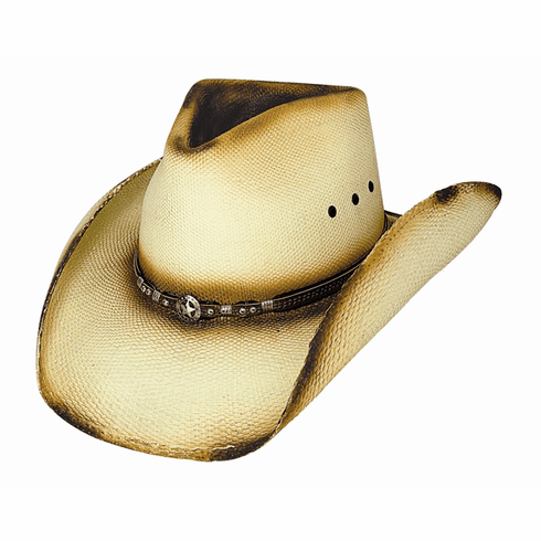 Most Wanted Straw Cowboy Hat