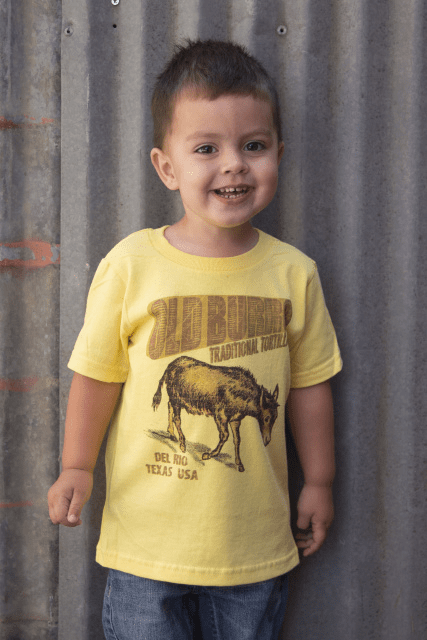 Old Burro Traditional Tortillas Tee