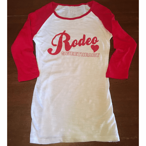Rodeo Sweetheart Baseball TJ-1957 Jr
