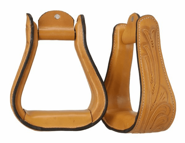 Royal King Embossed Stirrup - 57-1337-31-0