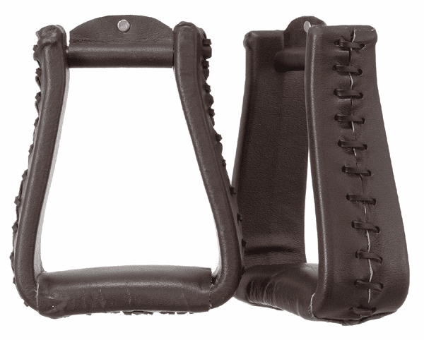 Royal King Over-sized Western Stirrups - 57-5995-32-0