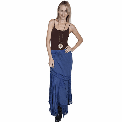 Scully Desert Air Skirt - Blue