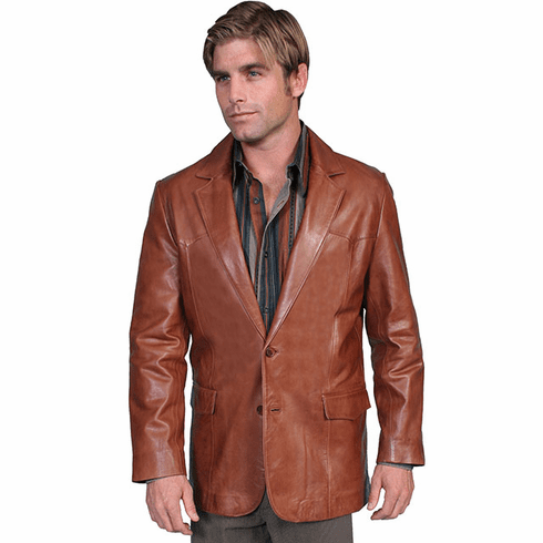 Scully Lambskin Blazer