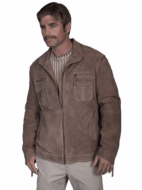 Scully Whiskey Suede Jacket