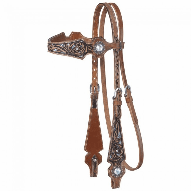 Skylar Collection Browband Headstall