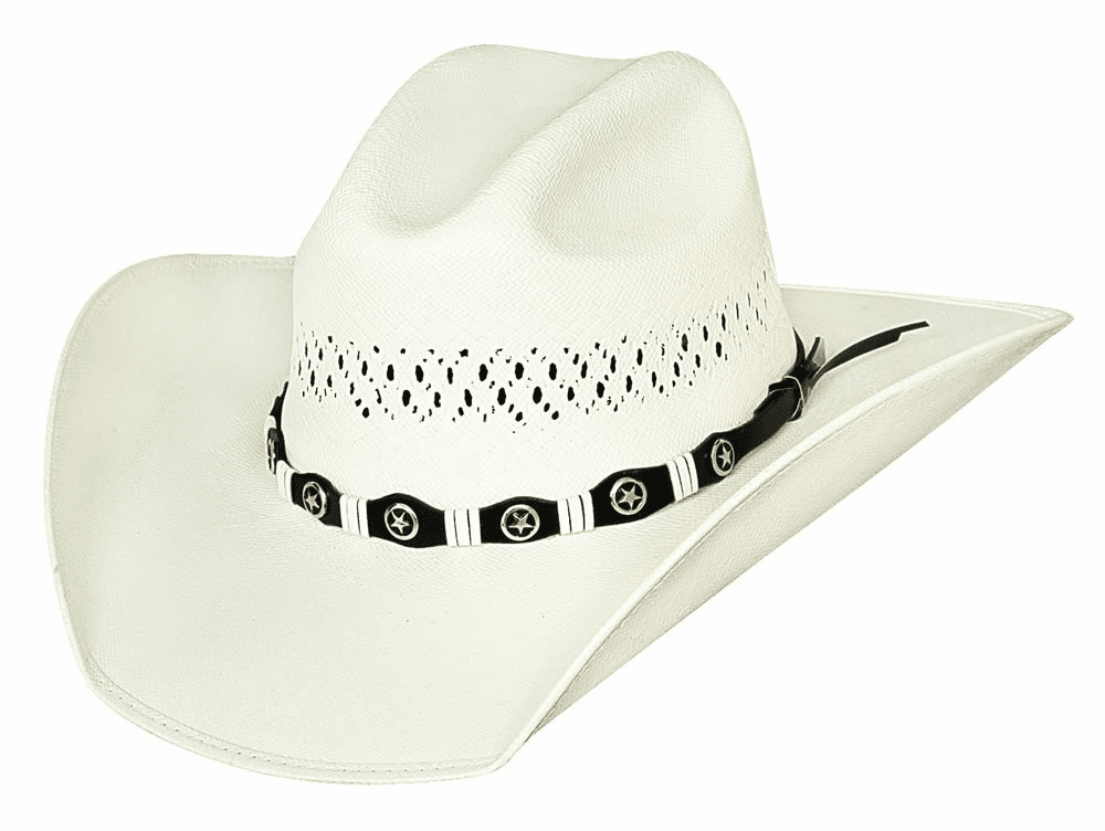Small Town USA Justin Moore Straw Cowboy Hat
