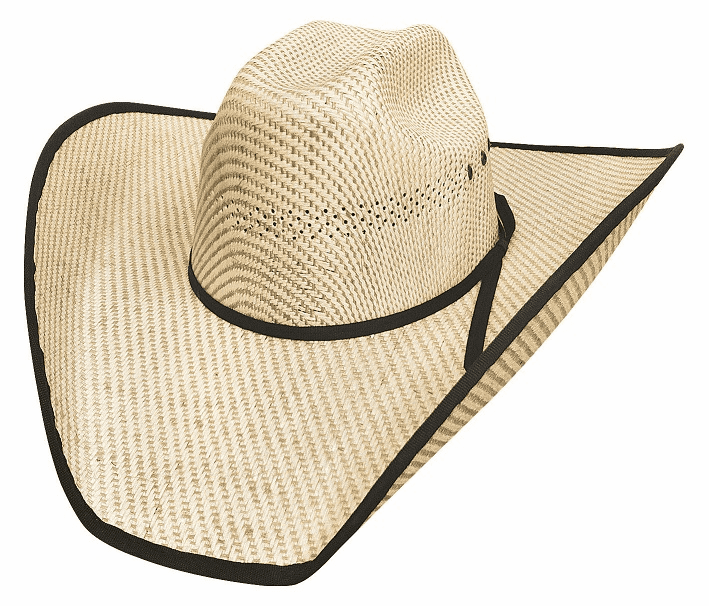 Snake Eyes 50X Straw Hat
