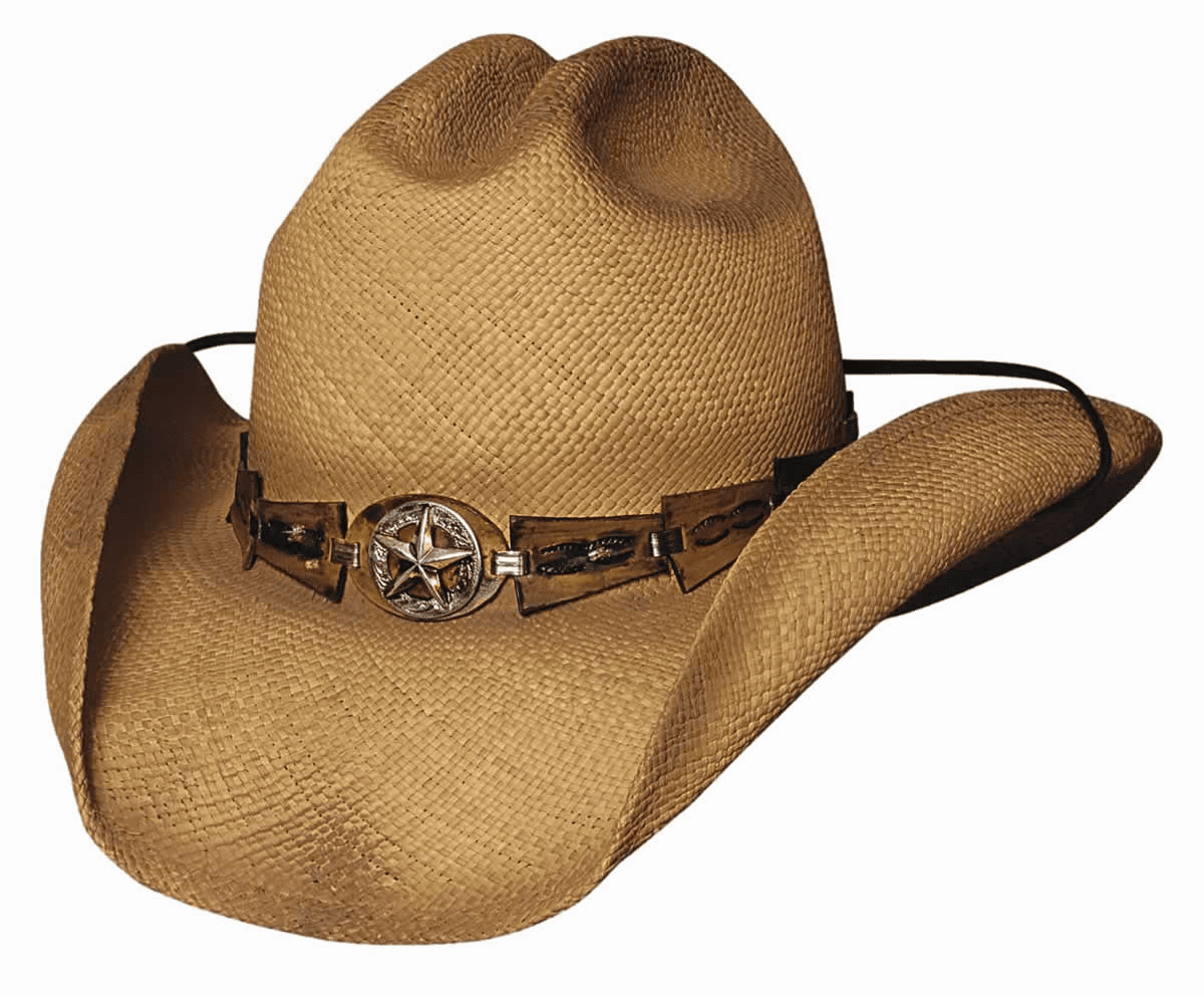 Star Central Straw Hat