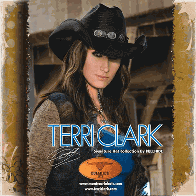 Terri Clark Hat Collection
