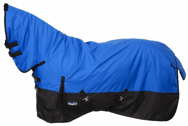 Tough-1 600D Waterproof Poly Full Neck Turnout Blanket - 32-2010FN-4-69