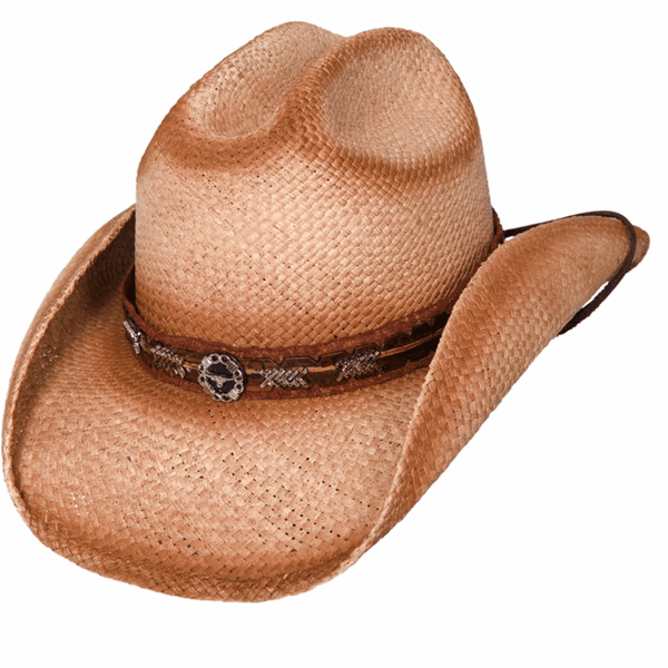 Trailboss Straw Cowboy Hat