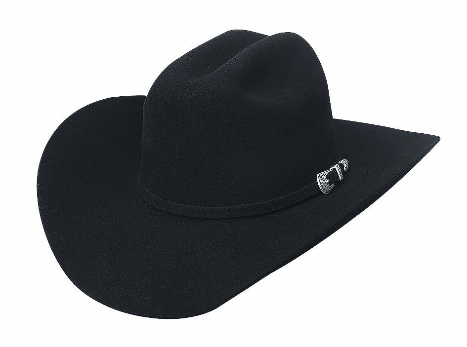 True to the Game Bullhide Hat Black