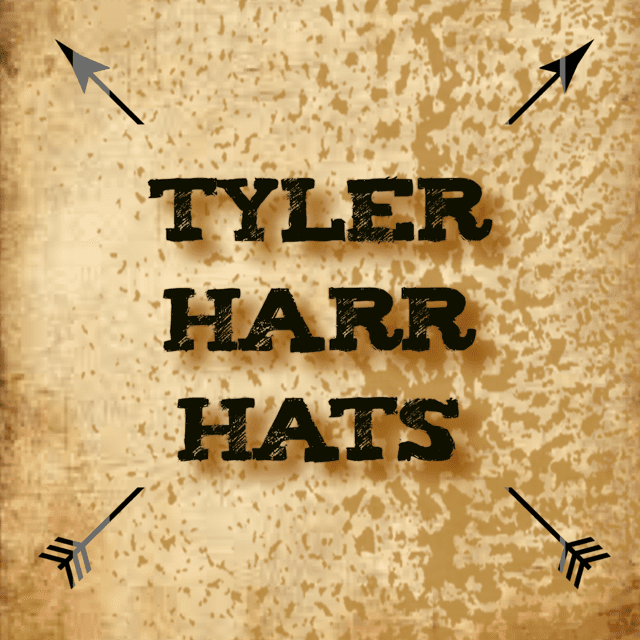 Tyler Harr Professional Bull Rider Signature Hat Collection