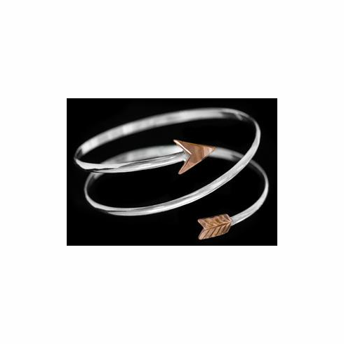 Vogt Copper Arrow Bracelet
