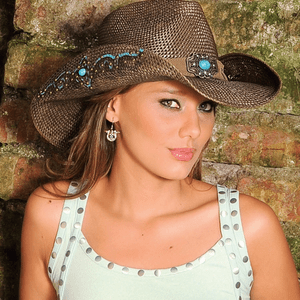Western Fashion Straw Hats