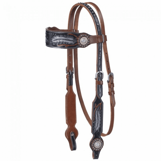 Zane Collection Headstall