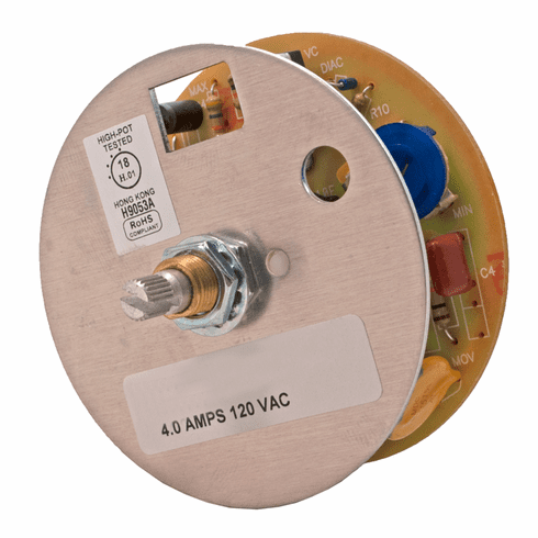 28159 Speed Control for Sioux 2001, 2075 Valve Refacers