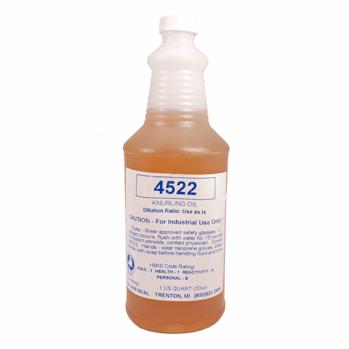 Knurling Oil - 1 Quart