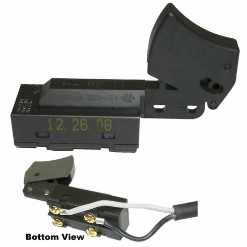 Trigger Switch - Sioux 18204 for 1710 & 1712 Electric Drivers
