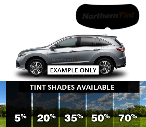 Backglass Acura RDX Precut Window Tint Kit