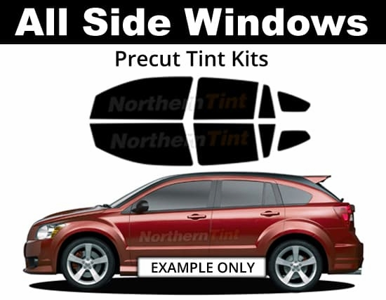 All Sides Precut Tint Kits