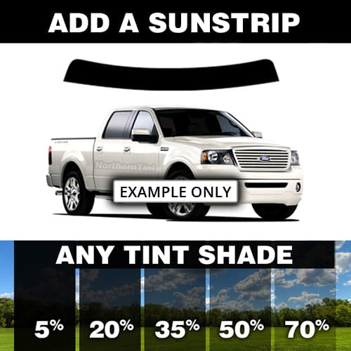 Precut Window Tint Kit For Ford Mustang Convertible 2000 2001 2002 2003 2004
