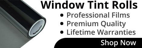 Window Tint Rolls