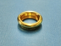 Jon Ring 18mm Brass/Gold