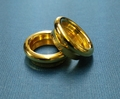 Jon Ring 17.75mm Brass/Gold