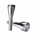Stainless Steel 2-Piece Horn Cups