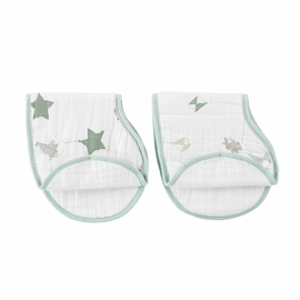 Aden + Anais Burpy Bibs, Up Up And Away, 2 Pack