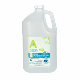 Allens Naturally Liquid Laundry Detergent, 1 Gallon