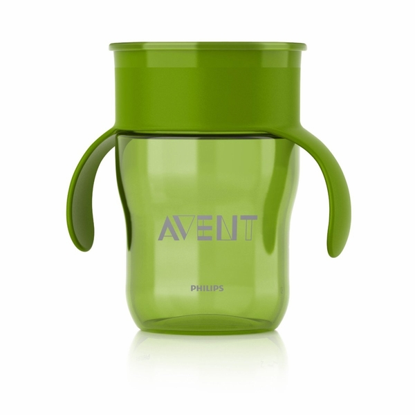 Avent Natural Training Cup 9-oz 1-pack Green