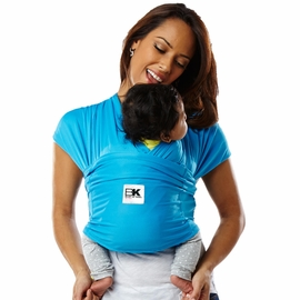 Baby K'tan Baby Carrier Active in Ocean Blue