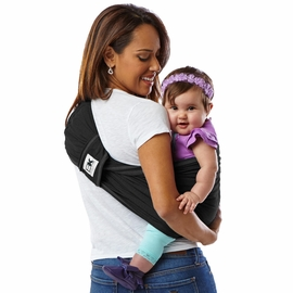 Baby K'tan Baby Carrier, Basic Black