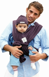 Baby K'tan Baby Carrier, Eggplant