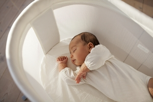 BabyBjorn Organic Fitted Sheet for Cradle Harmony