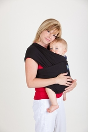 Boba Baby Wrap Classic - Black