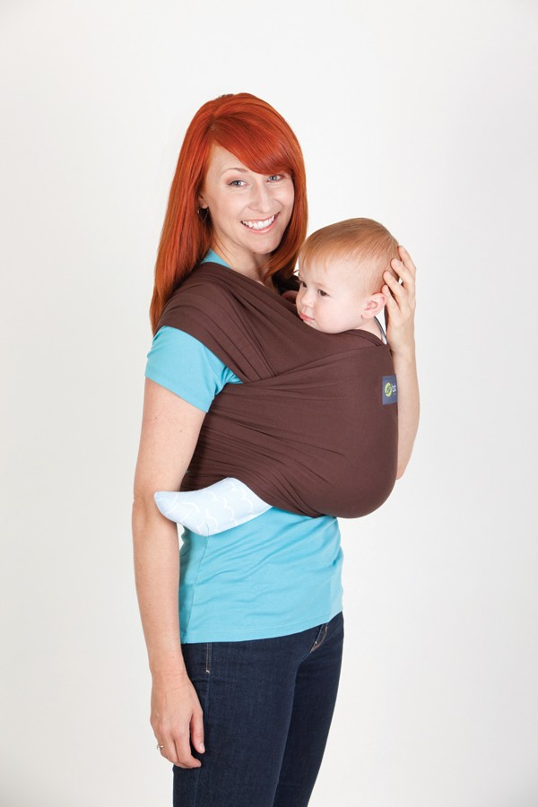 Boba Baby Wrap In Brown Free Shipping Bw1 003