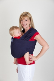 Boba Baby Wrap Classic - Navy Blue