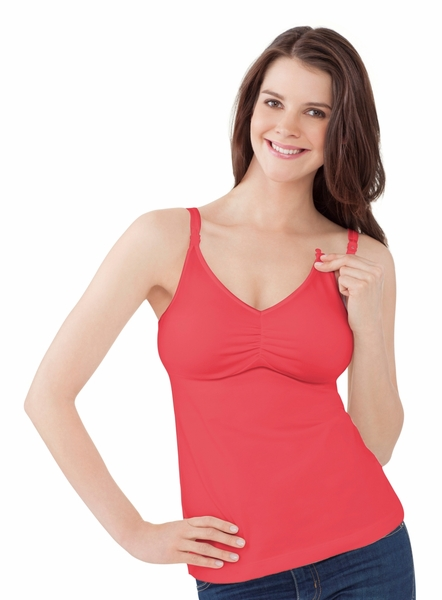 422915a47bb01 Bravado Essential Nursing Tank|Free Shipping|top with built-in ...